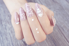 Nail Art Salon Mixt Design