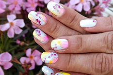 Nail Art Summer Mix